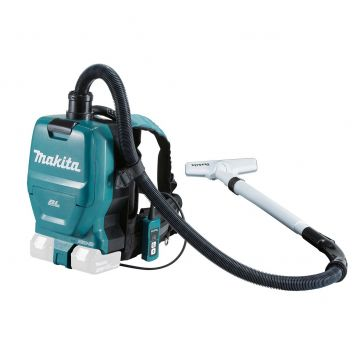 Makita36V (18Vx2) Mobile Brushless Backpack Vacuum DVC260Z Skin Only