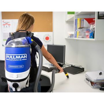 Pullman Pv900 Backpack Vacuum Cleaner