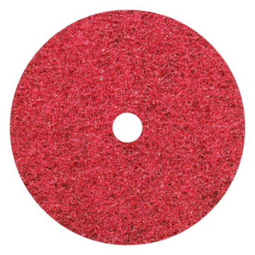 Glomesh Red Spray Buff Regular Speed Floor Pad